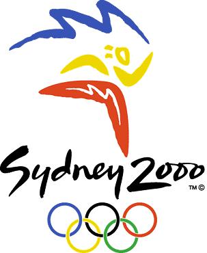 シドニー五輪 - 2000年 夏 ロゴ