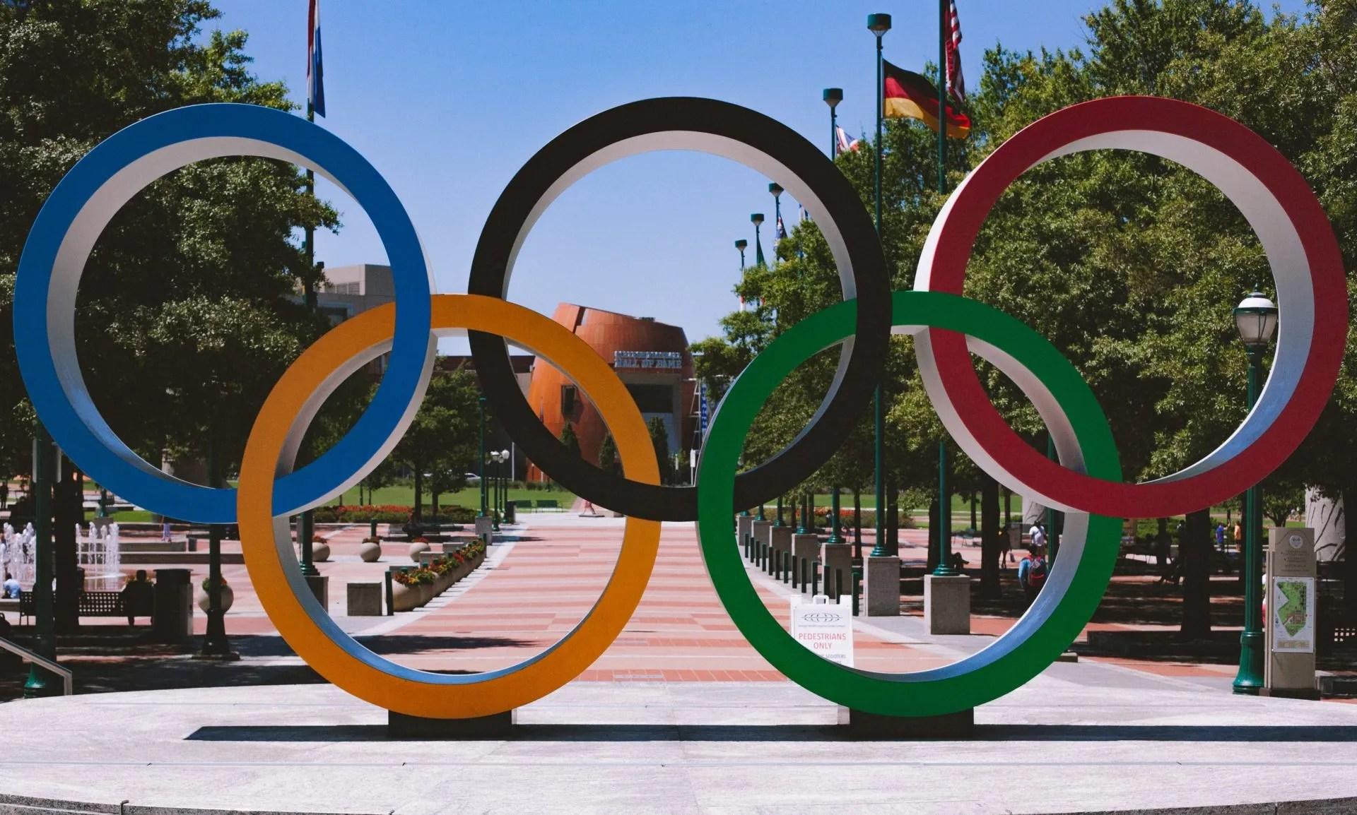 オリンピック ロゴ エンブレム 歴史