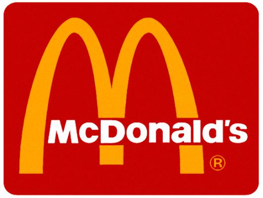 マクドナルド ロゴ 歴史