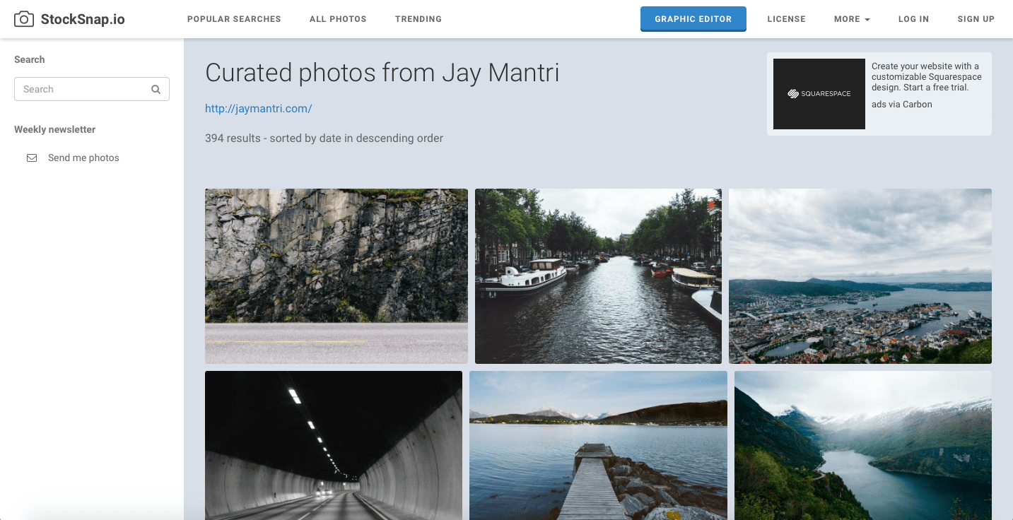 Curated photos from Jay Mantri Webサイト
