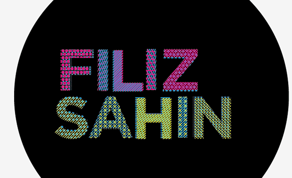 Stitching Font