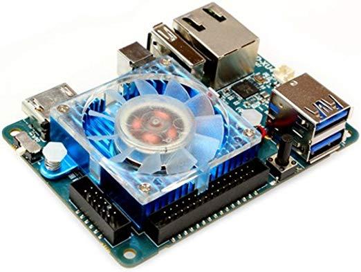 ODROID-XU4 Single Board Computer with Quad Core 2GHz A15, 2GB RAM, USB 3.0, Gigabit