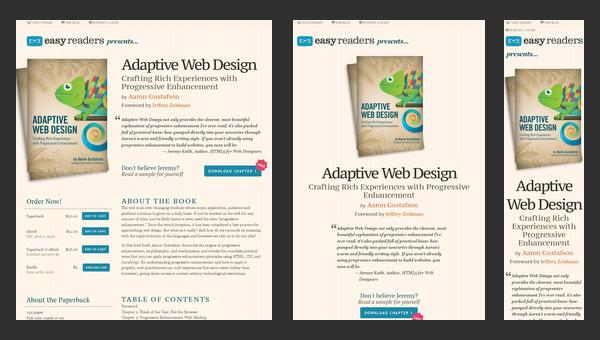 AdaptiveWebDesign
