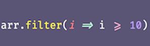 FiraCodeというフォントの例