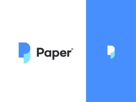 Paperのロゴ