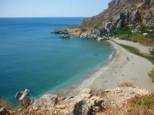 preveli, heraklion - cretan beaches