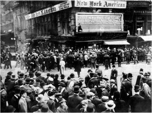 New York Times Titanic