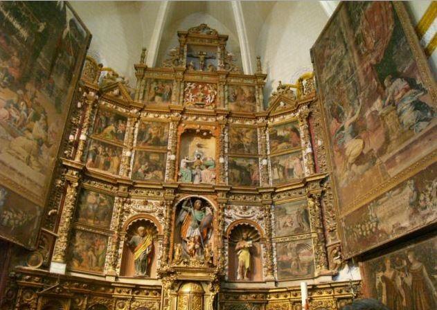 retablo paracuellos