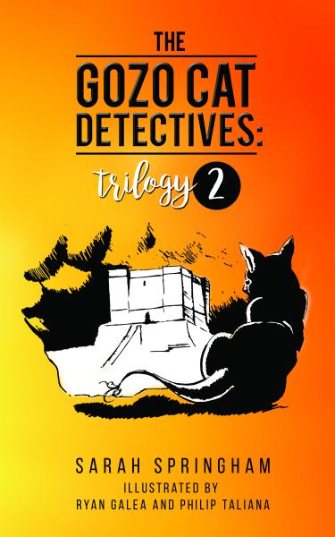 The Gozo Cat Detectives Vol. 2