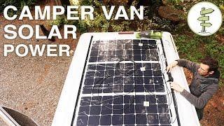 Harbor Freight Trailer Wiring Diagram Minivan Camper Setup With Solar Refrigerator