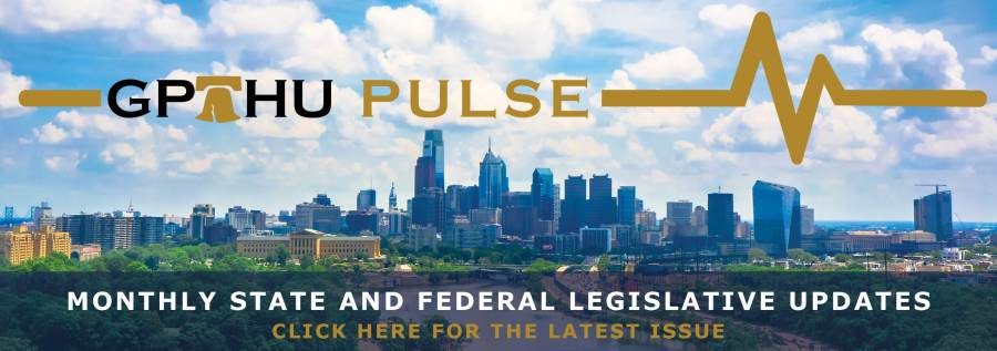 GPAHU - Monthly State and Federal Legislative Updates