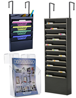 Wall File Holder  Hanging Folder Racks  Organizers
