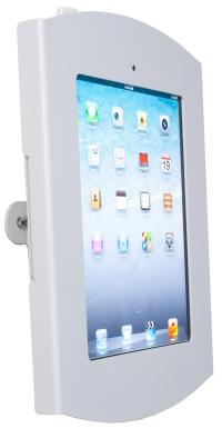 Wall Mounted iPad Enclosure | Tablet Dock for Business Use