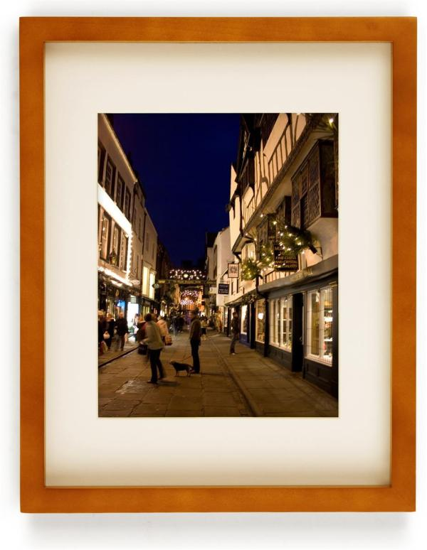 8 X 10 Matted Frame