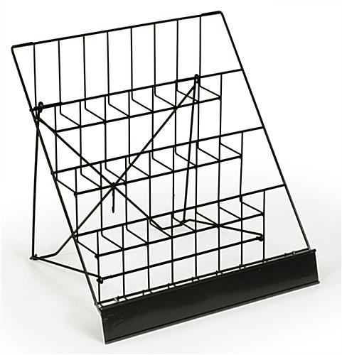 The Wire Racks are Ideal for Organizing Items at