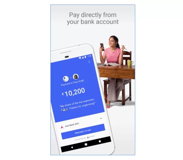 Google Pay for Windows PC