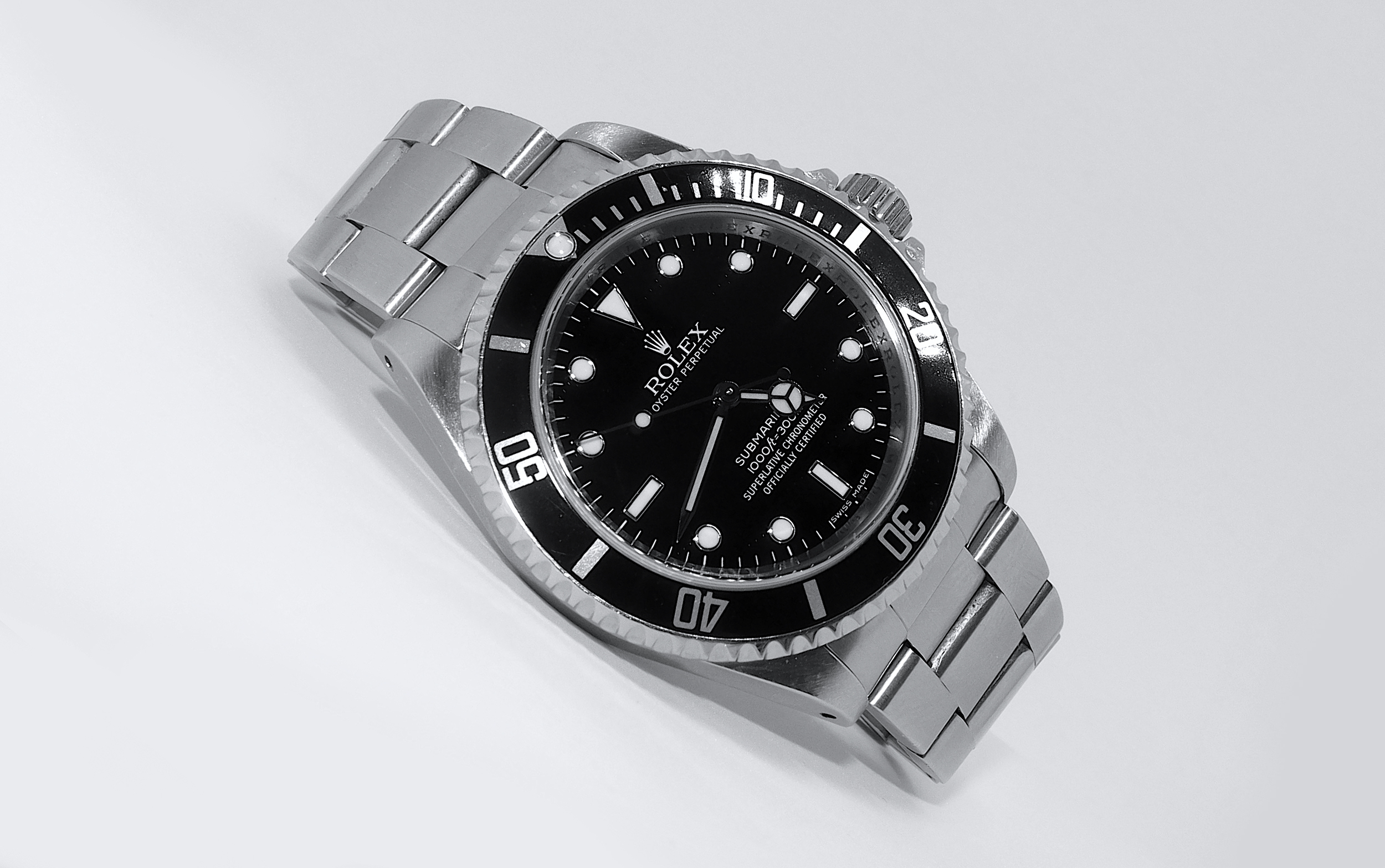 from/my/collection: Rolex Submariner 14060M, The Long Good F