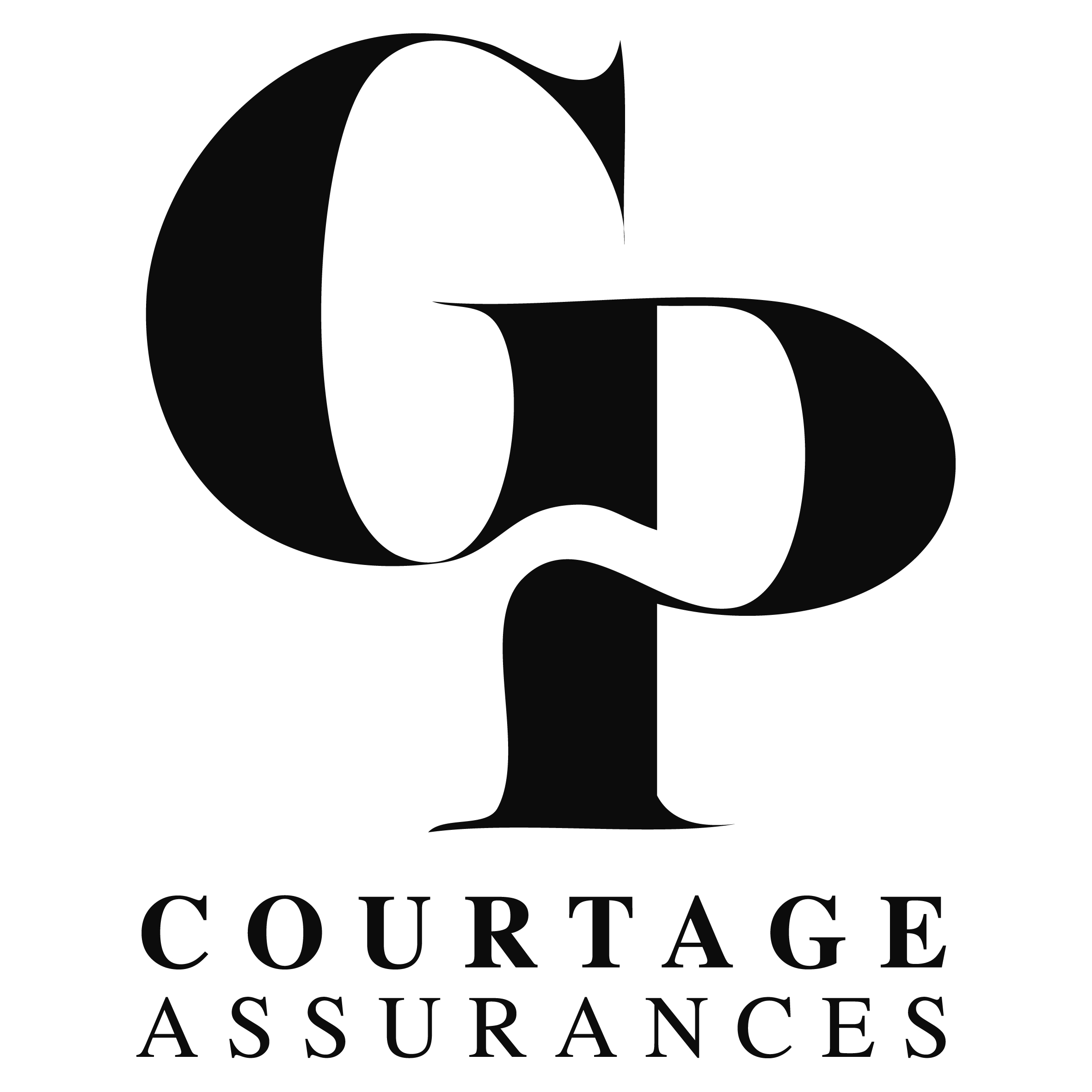 logo gp courtage assurance