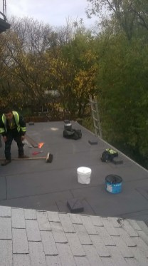 Winnipeg Flat roof installer