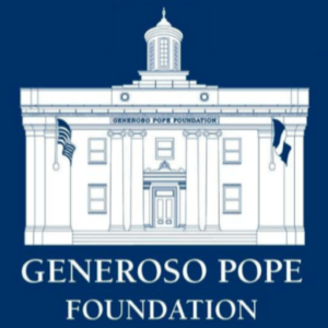 Generoso Pope Foundation Tuckahoe David Logo