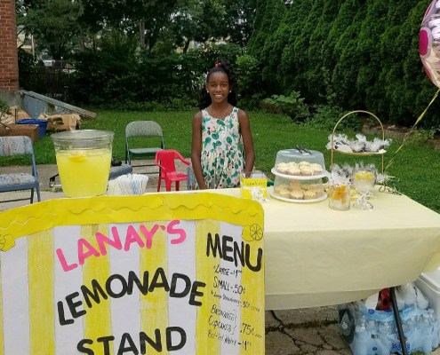 Generoso Pope Foundation Tuckahoe David Lemonade Stand