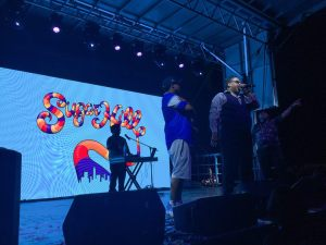 Generoso Pope Foundation Tuckahoe NY Music Festival Sugarhill Gang