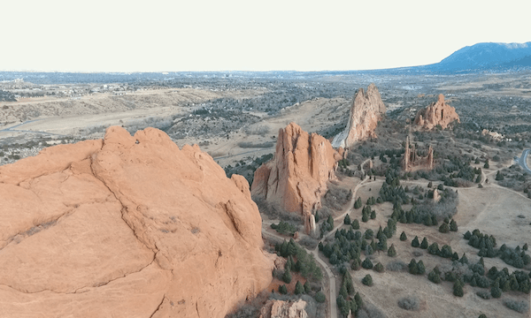Garden of the Gods – Move up of Big Rocks #2