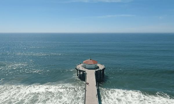 Manhattan Beach – Move Over Pier Panned Down