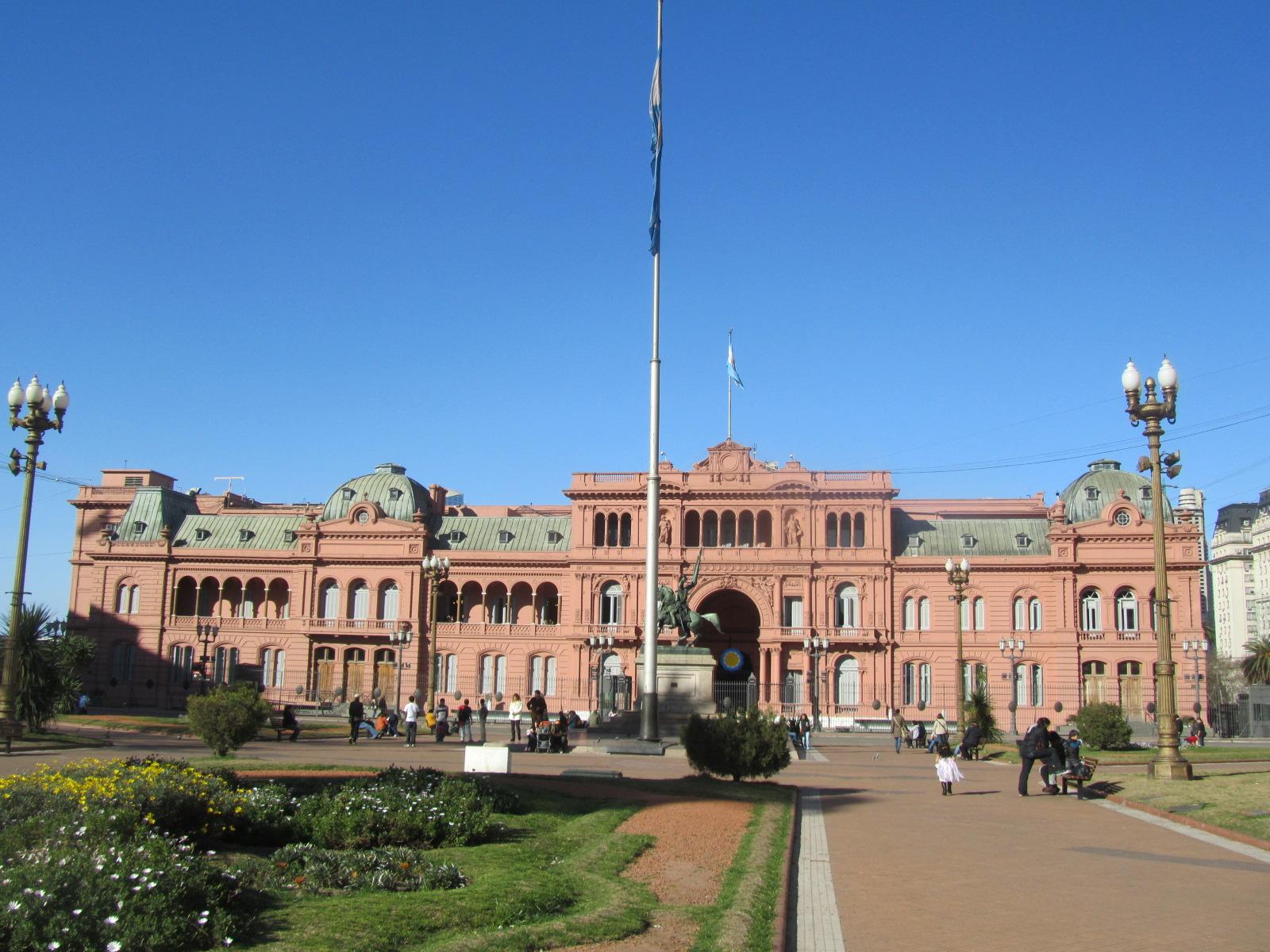 Las 20 casas de gobierno ms lindas del mundo  Goplaceit