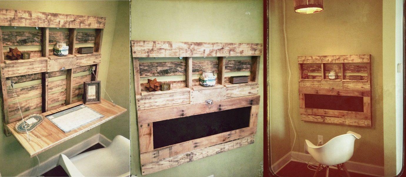 14 lindas ideas de muebles hechas con palets  Goplaceit