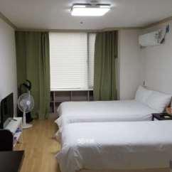 Hotels With Kitchen Aid Mixer Sale Jejuisland 新罗免税店对过酒店式公寓民宿 室内有厨房冰箱电视wifi 地暖 室内有厨房冰箱电视
