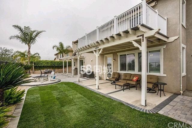 Rancho Cucamunga -獨立屋(Detached House)庫卡蒙格牧場5房3浴10分學校-洛杉磯58同城