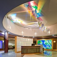 Portfolio of Backlit Feature Installations