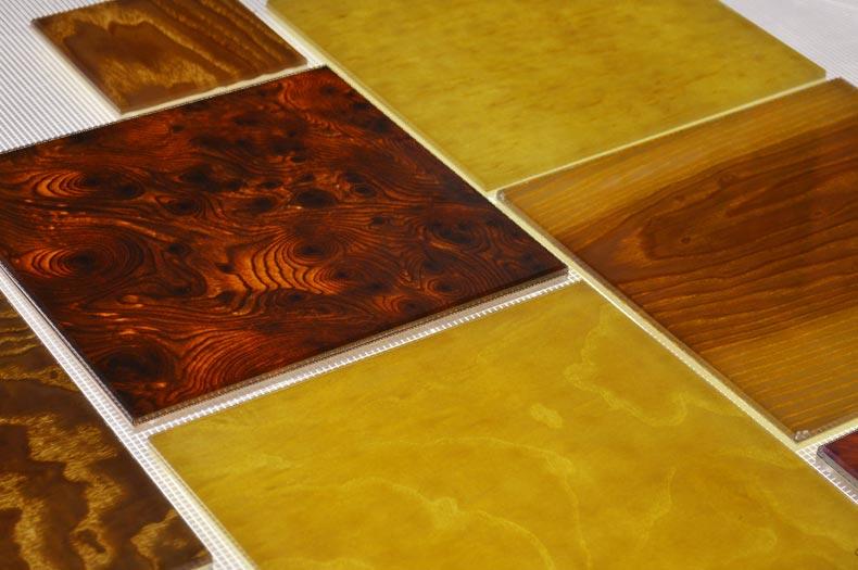 Flicche Translucent Wood Veneer Panels  GPI Design