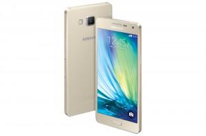 Galaxy A5_Gold