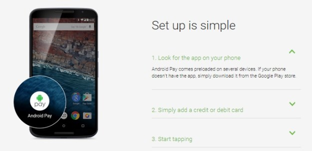 android-pay-setup