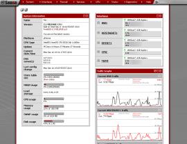 Pfsense-interface-web