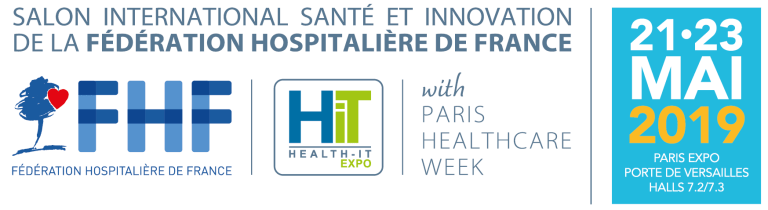 Paris Healthcare Week 2019 HIT