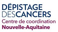 Logo Centre Coordination Depistages Cancers Nouvelle-Aquitaine
