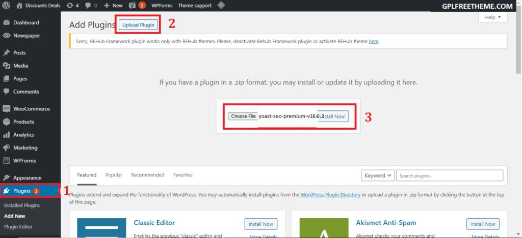 Yoast SEO Premium v16.0.3 - Plugin Free Download [Activated]