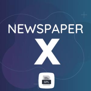 Newspaper GPL Theme Download