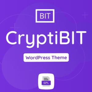 CryptiBIT GPL Theme Download