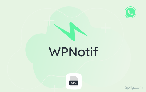WPNotif GPL Plugin Download