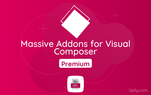 Massive Addons for Visual Composer GPL Plugin Download