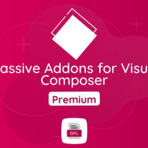 Massive Addons for Visual Composer GPL Plugin Download