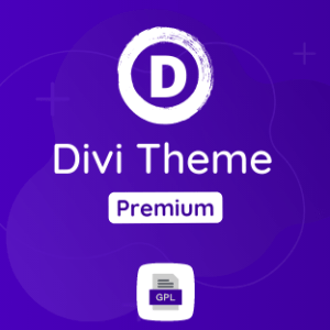 Divi GPL Theme Download