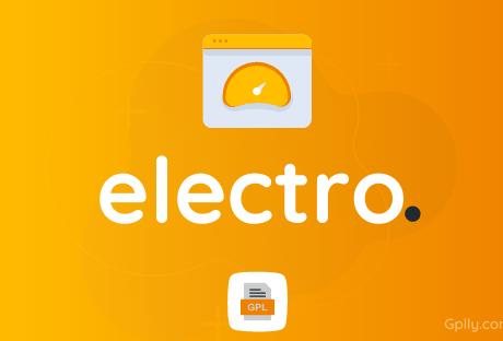 Electro WordPress GPL Theme Download