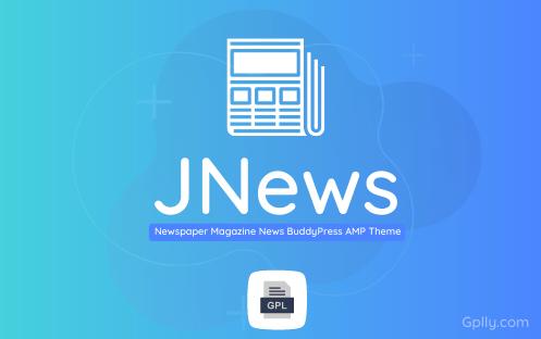 JNews WordPress Theme Download