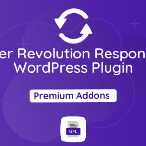 Slider Revolution Responsive GPL Plugin Download (1)
