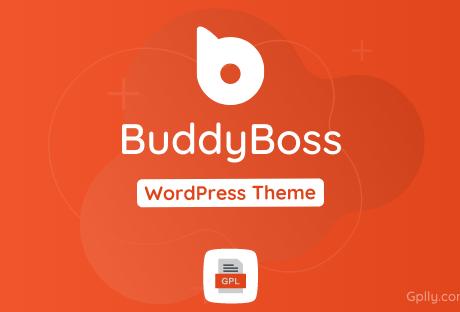 BuddyBoss GPL Theme Download
